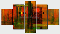 Abstract canvas print,canvas pictures wall art,Handmade oil painting on canvas