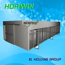 industrial fan Pu Insulation Panel/sandwich Panel blast freezer cold room blast chiller condensing unit
