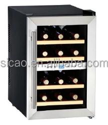 top selling electric wine bottle home appliance 12 bottles
