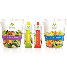 Flexible packaging doypack liquid bag with spout/mouth/Nozzle