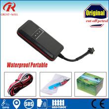 TR07 waterproof anywhere gps tracker avoid the car's stolen