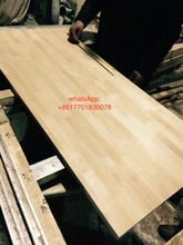 Solid Wood Table Top Birch Table Top