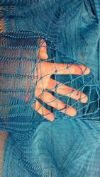 polyethylene fishing net/fishingnet/PE net/fishnet(Really factory)