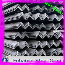 Hot Dipped Galvanized Steel Equal Angle Iron Size