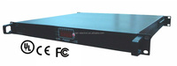 "1U2KVA 19"" 23"" rack mount telecom pure sine wave inverter, dc to ac inverter with AC bypass function(STS)"