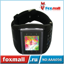 "Brand New 1.33"" Best Dual SIM Bluetooth Mobile Watch Phones AAA056"