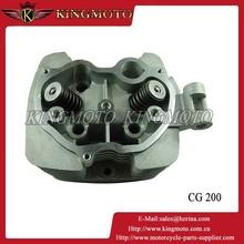 200cc single cylinder 4 stroke wind cooling motorcycle engine