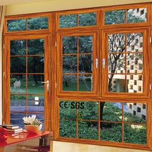 CE Approved Aluminium Double Glazed Glass Casement Windows