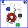 Top Sale Colorful Round LED Key ring