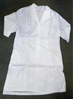 White Collar Nurse Uniform Usher Dress OEM Service Made in China