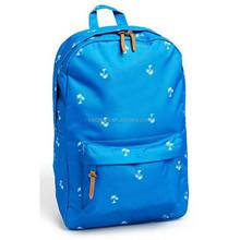 casual design blue sky rucksack backpack