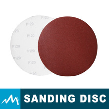 Promotional logo printed abrasive wheels & discs