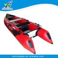2015 feito- em- china pvc hull material pvc caiaque remo float
