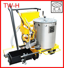 Walking Machine for Road Construction