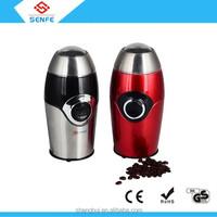 portable ceramic burr mini manual coffee grinder