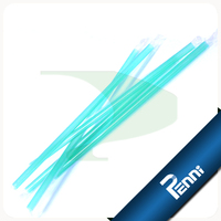 Food Grade PP Film Wrapped Plastic Drinking Straw 7mm
