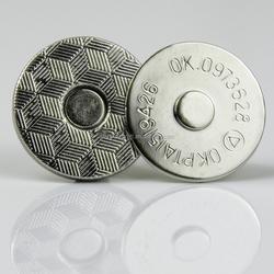 handbag magnetic button bag accessories