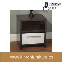 2015 New Promotion/Hot Sale China Made/Night Table /Pure Solid Wood Timber Nightstand