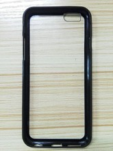 Best selling products transparent cell phone case pc+tpu, China OEM ODM