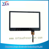 Explosion Android dongguan capacitive sensitive touch screen fit for general machine gps navigation