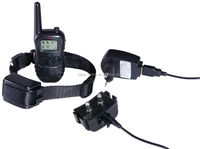 1000M Waterproof Rechargeable Electric Vibrate training shocking collars dog collar shock