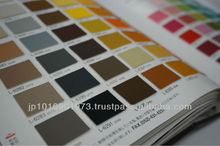 upholstery fabric and PVC/PU which I use for Japanese-made quality interior