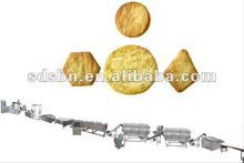 Single screw crisps production line equipment maker system