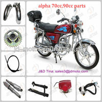 partes alpha 110
