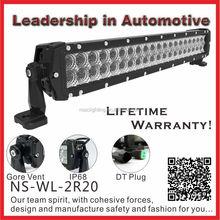 Industry-leading Dual Row 4 -50 inch Lifetime Warranty CREE Off Road Waterproof LED Light Bar