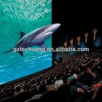 hot sale cinema equipment 6 dof 5d Simulator 5D theater