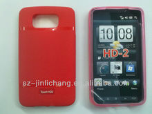 Manufacturer offer custom TPU mobile phone cover case for htc desire 600