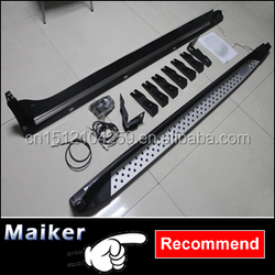 car running board for BMW X3 2011 auto accessories