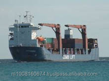 MPP Container Vessel