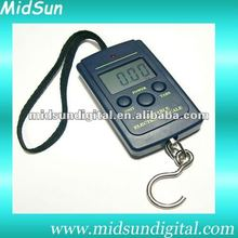 Mini Hand Held Portable Balance Electronic Fish Hook Weigh Digital Scale 50\KG/10G