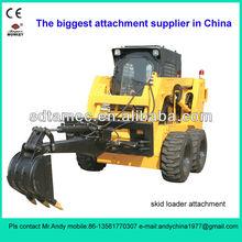 backhoe for skid loader (skid loader attachment,bobcat attachment)