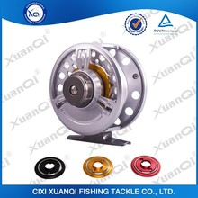 75mm Aluminum Die casting CNC Fly Fishing Reel Wholesale Made in China