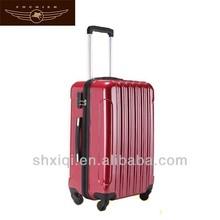 boy trolley baggage suitcases