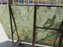 Jinlong green onyx slabs price green onyx marble