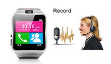 Bluetooth smartwatch / bluetooth gps smart watch / bluetooth watch smart for business