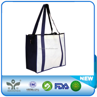 2015 Non woven shopping bag for brand promotion