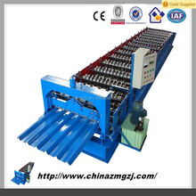 Color Steel Metal Roofing Sheet Roll Forming Machines With High Quality For Sale China