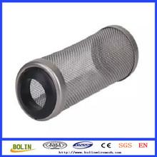 Aquarium Tank Accessories Stainless Steel Net Filter Pipe (Free Samples)