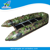 CE certificate Made-in-China PVC Hull Speed Boat 3 Person Inflatable Tender Boat
