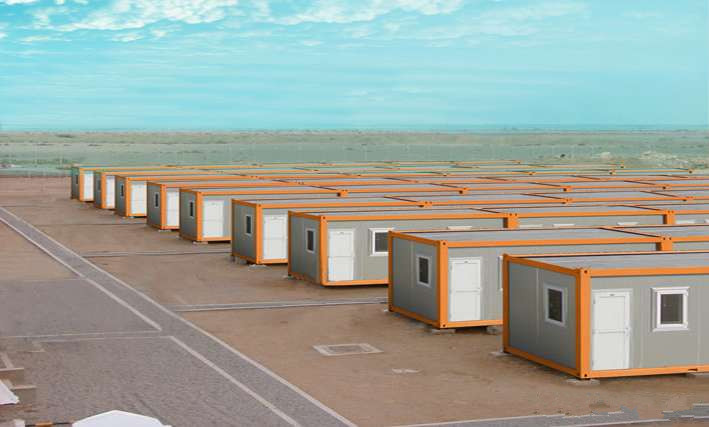 On sale cheap container house container homes flat for hospital camps container house for sale - Cheap container homes for sale ...