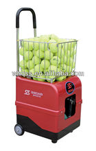 New innovatitive Micro-computer tennis ball machine SS-V8-8000 sports goods china with self-programsming function