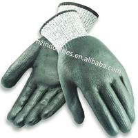 Manufacturer buffalo leather work gloves