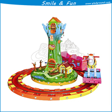 Kids coin operated train, Farry Carriage for 2 kids
