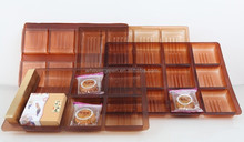 Disposable sports packaging Plastic container