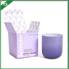Customized Scented Container Candle/ Soy Blend or Paraffin Wax for Cosmetic Promotion