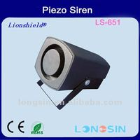 wholesale top quality,12V/24V, electronic piezo siren,wholesale and retail
